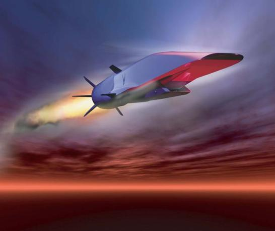 L?X-51A Waverider 