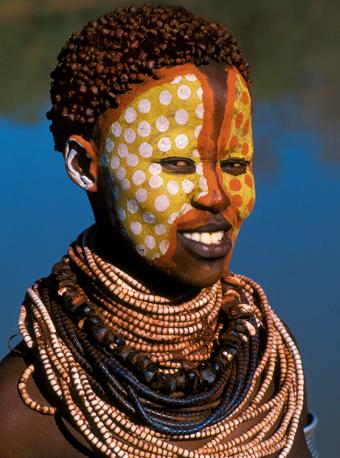 Una donna Karo (Beckwith/Fisher)