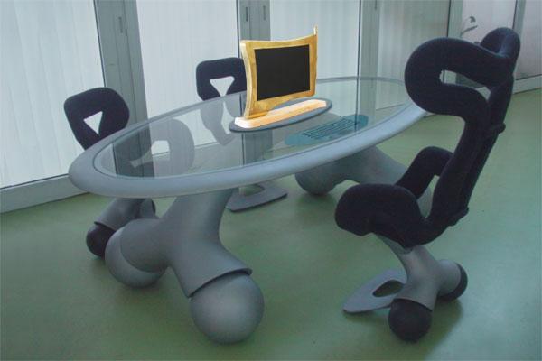 Un modello moderno della Chirita (da Chirita.com)
