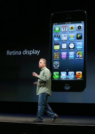 Il vice presidente di Apple Phil Schiller (AFP)