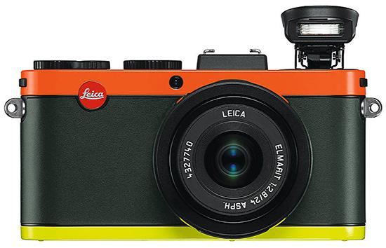 Leica X2 - Paul Smith. La first class tedesca si sposa con il fashion. Una serie limitata, semicompatta a ottica fissa, vestita dallo stilista inglese