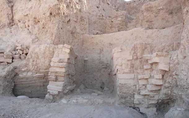 Serie di tombe a camera della necropoli paleo-assira di Tell Gomel