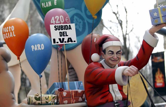 Il premier spagnolo Zapatero (Photomasi)