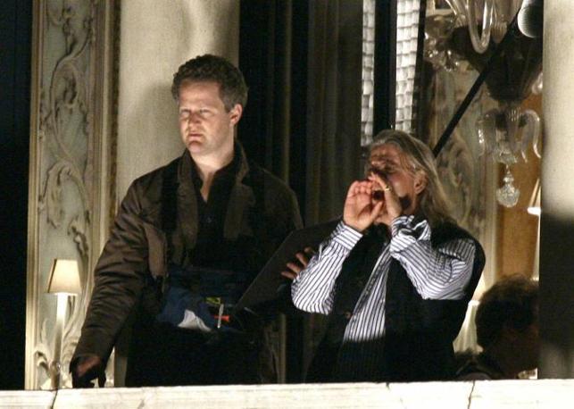 Il regista tedesco Florian Henckel Von Donnersmarck, gi� Oscar come migliore film straniero per La vita degli altri (Venicepix)