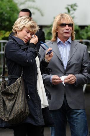 Carmen Russo con Enzo Paolo Turchi (Image)