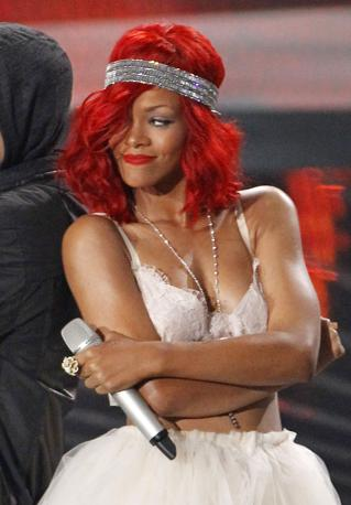 Rihanna (Reuters)