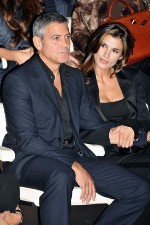Coppie: Clooney e Canalis (Laura Villani)