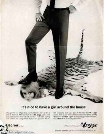 «È  piacevole avere una donna in casa»