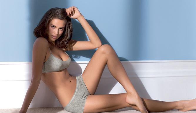 Irina Shayk (da GQ)