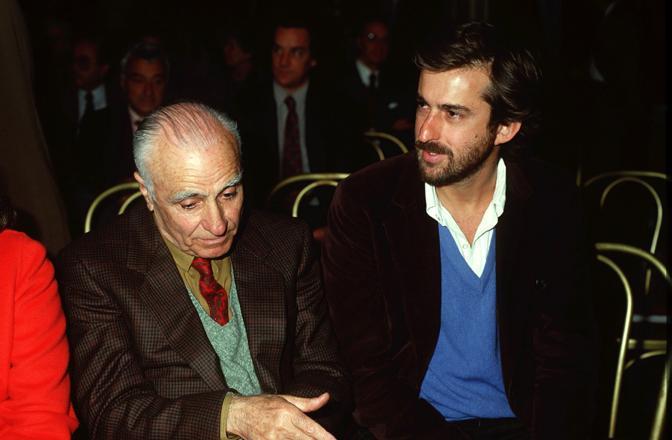 Con Nanni Moretti