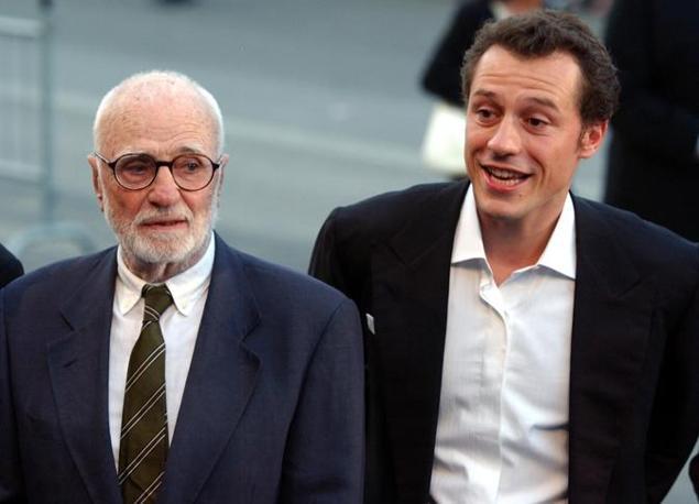 Con Stefano Accorsi