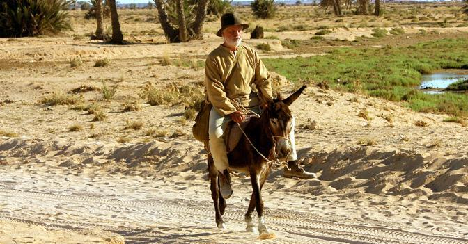 Michele Placido nel film Le rose del deserto (2006)