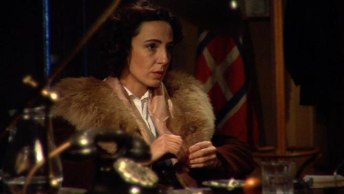 Valentina Carnellutti nel ruolo di Laura d?Oriano