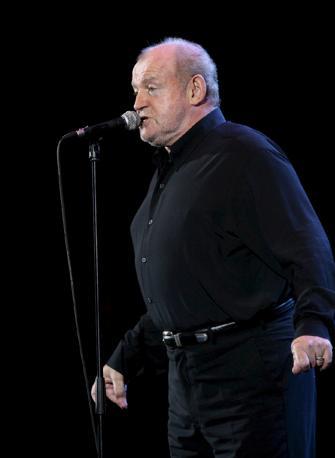 Nonni rock, sul palco a sessant'anni (e oltre). Joe Cocker, 67 anni  (Epa)