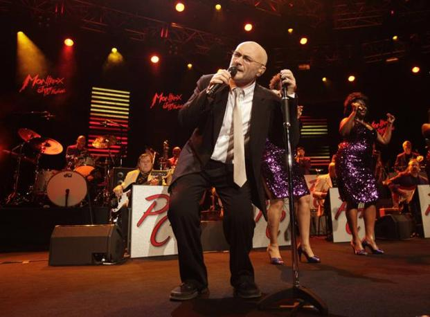 Phil Collins, 60 (Reuters)