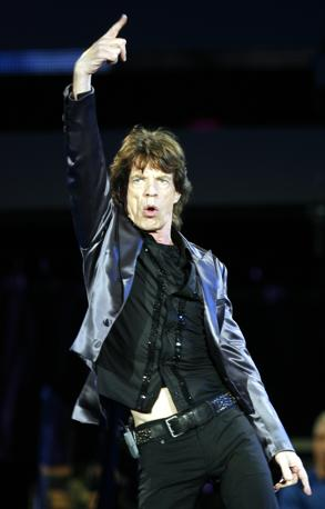Mick Jagger, 67 (Ap)