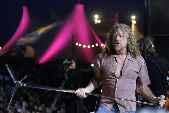 Robert Plant, 62  (Ap)