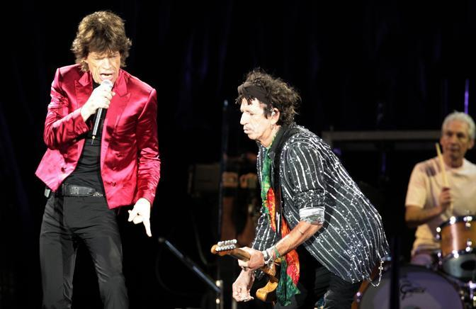 Mick Jagger e Keith Richards, 67 (Reuters)