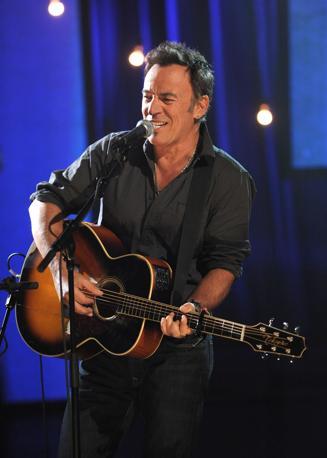 Bruce Springsteen, 61 (Ap)