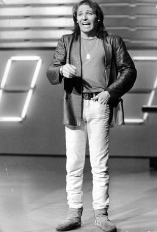 Un Vasco dei primi anni'80