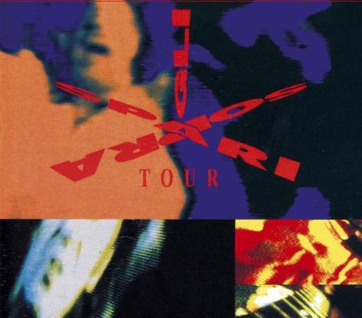 Altro tour di grande soddisfazione, «Gli spari sopra» del 1993