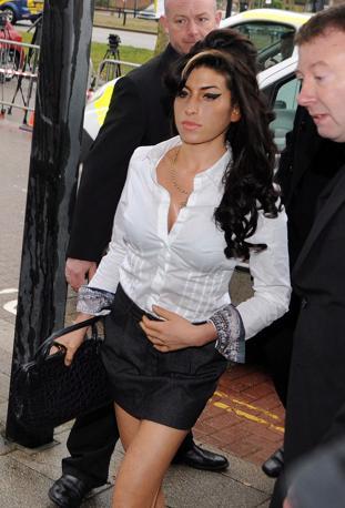 Ancora in tribunale a Londra, nel gennaio del 2010 (Epa)
