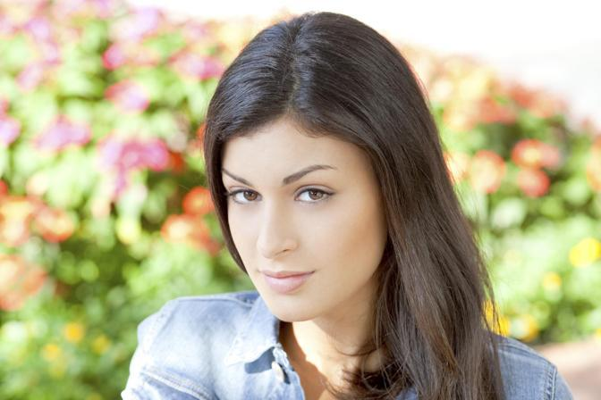 Sophia Sergio (numero 24) foto Saggese