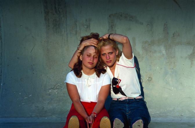 Heather Parisi, stellina del ballo di primissimo ordine, l'italo-americana sbarazzina, ma ideale vicina di casa che dominò per tutta la prima metà degli anni'80 ( Photoservice Electa/Mondadori Collection)