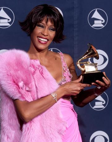 Al Grammy Awards nel 2000 (Afp)