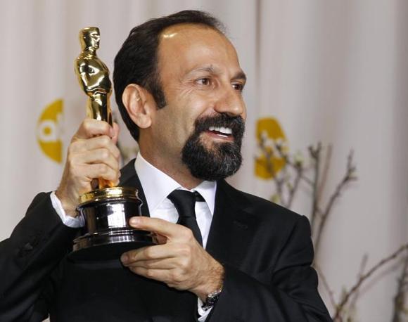 Il regista iraniano Asghar Farhadi (Reuters)