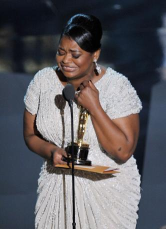 Octavia Spencer, miglior attrice non protagonista per The Help (Afp)