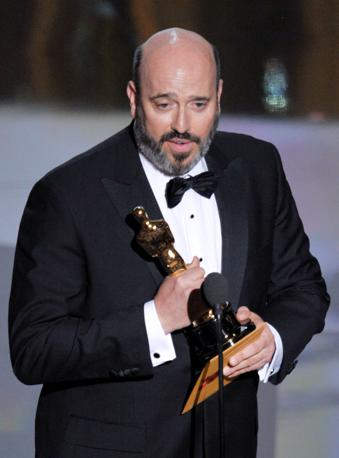 Mark Bridges, Oscar per i migliori costumi in The Artist (Afp)