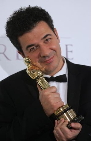Ludovic Bource, miglior colonna sonosra per «The Artist» (Ap)