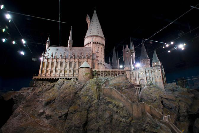 Svelato Il Vero Castello Di Harry Potter