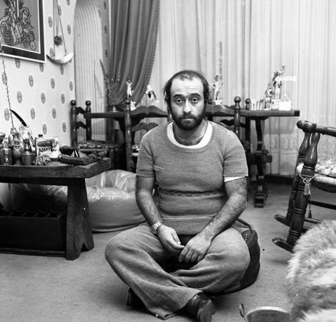 Lucio Dalla in una foto del 1971 (Olycom)