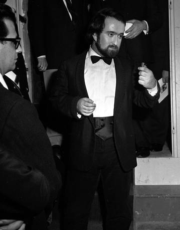 Al Festival di Sanremo del 1967 (Olycom)