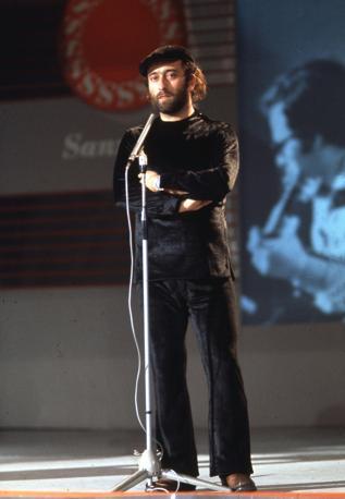Festival di Sanremo del 1972 (Olycom)
