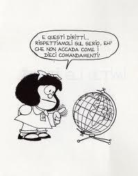 Mafalda Celebra Mezzo Secolo