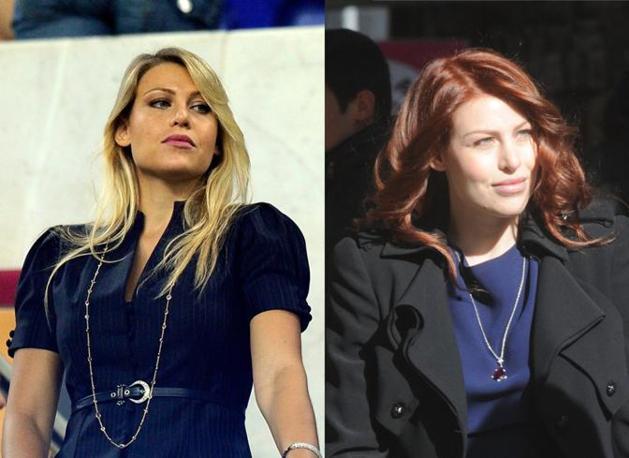 Addio al biondo, Barbara Berlusconi si è fatta rossa