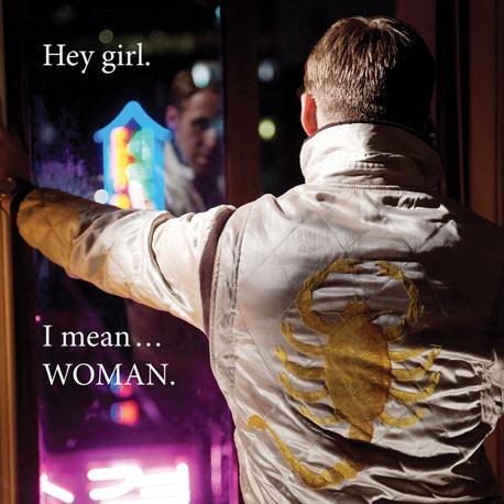 «Ehi ragazza. Volevo dire... DONNA» (Feminist Ryan Gosling 2012 by Danielle Henderson, Running Press, a member of the Perseus Books Group)