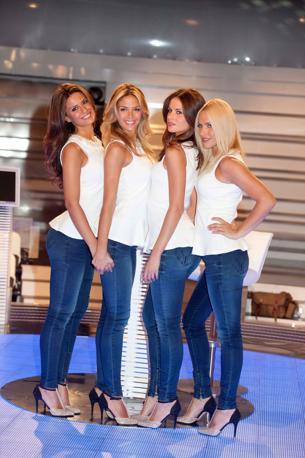 Si tratta di Ludovica Caramis, Eleonora Cortini, Francesca Fichera e Laura Forgia (Olycom)