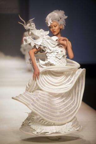 Alta moda a pechino for Xuming haute couture
