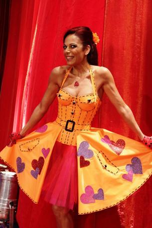 Iliana Calabrò, 46 anni