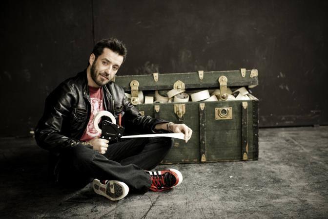 Daniele Silvestri (foto archivio Corriere)