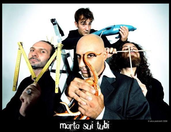 Marta sui Tubi (foto archivio Corriere)