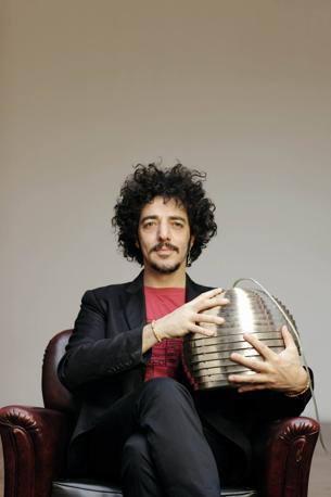 Max Gazzè (foto archivio Corriere)