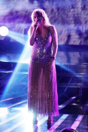 Chiara, la vincitrice dell'edizione 2012 (Lapresse)
