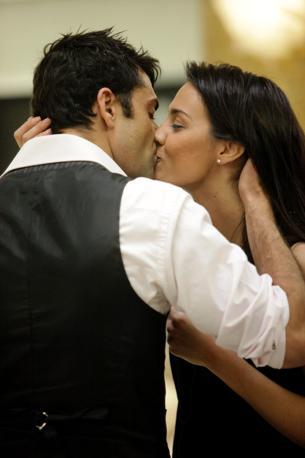 Jimmy e Rosa (Olycom)