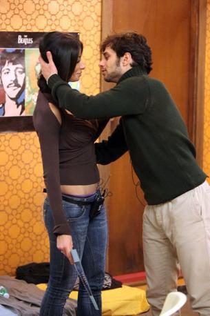 Valentina e Davide (Olycom)