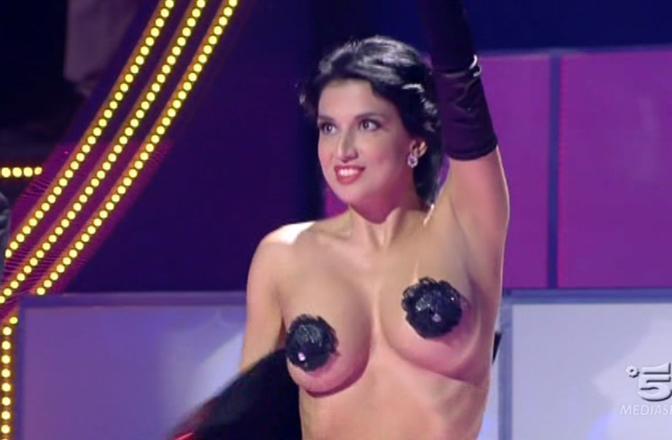 bb inka claudia striptease
